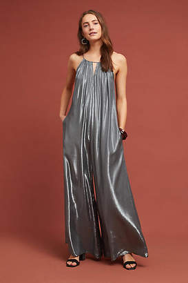 Velvet by Graham & Spencer Dixie Metallic Jumpsuit