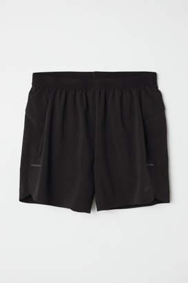 H&M Ultra-light Running Shorts - Black