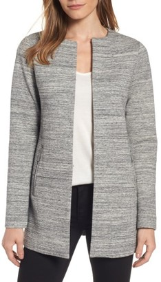 Women's Michael Michael Kors Textured Knit Topper $188 thestylecure.com