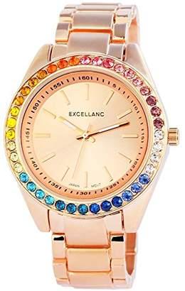 Excellanc Women's Quartz Watch with Alloy 180935500004