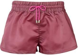 Sàpopa two-tone sport shorts