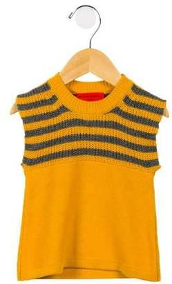 Sonia Rykiel Girls' Sleeveless Knit Top
