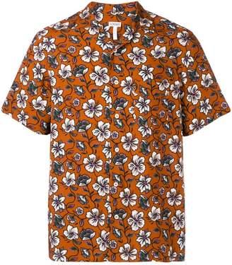 Loewe Hawaiian pattern shirt