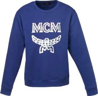 MCM Men's Logo Sweatshirt