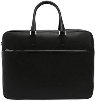 Valextra Accademia Leather Weekend Bag