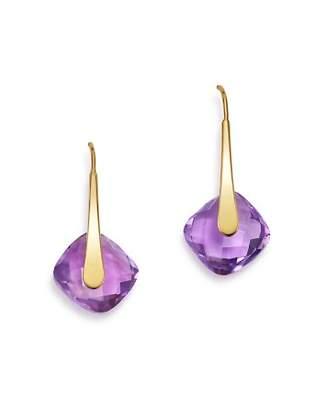 Bloomingdale's Amethyst Faceted Drop Earrings in 14K Yellow Gold - 100% Exclusive
