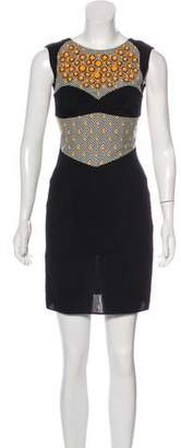 Missoni Embellished Mini Dress