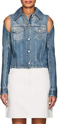 MM6 MAISON MARGIELA Women's Floating-Sleeve Denim Jacket