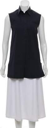Prada Sport Sleeveless Tunic Top