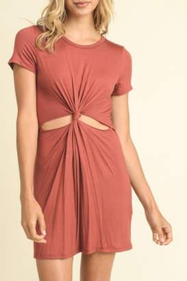 Twelve Months Summer Twist dress