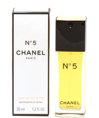 Chanel 1.2Oz No. 5 Eau De Toilette Spray