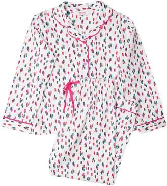 Minijammies Girls Spot Print Pyjama Set