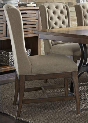 Trent Austin Design Brownwood Side Chair (Set of 2)