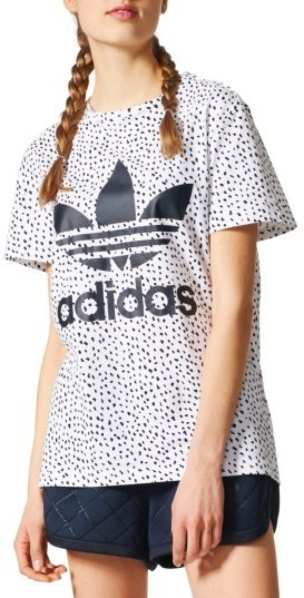 Women's Adidas Originals Nmd Logo Tee