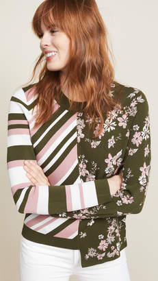 Milly Twilight Pullover Sweater