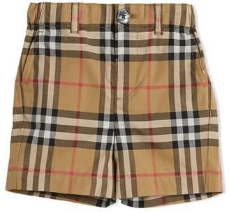 Burberry Vintage Check shorts