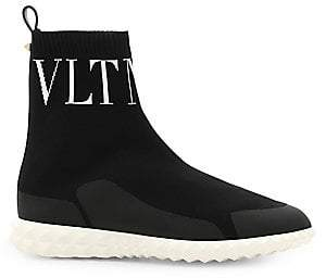 Valentino Women's VLTN Sock Sneakers