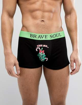Brave Soul Holidays Boxers