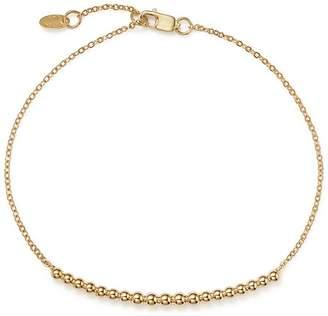 Bloomingdale's Graduated Bead Bracelet in 14K Yellow Gold - 100% Exclusive