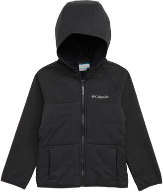Columbia Take a Hike(TM) Omni-Shield(TM) Water Repellent & Windproof Insulated Jacket