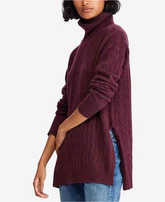 Polo Ralph Lauren Cable Turtleneck Sweater