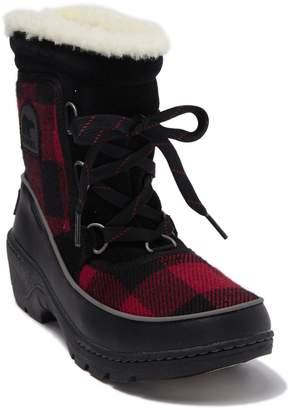 Sorel Tivoli III Waterproof Faux Fur Lined Boot