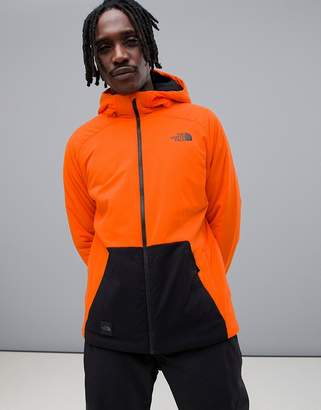 The North Face Lodgefather Ventrix Jacket in Orange