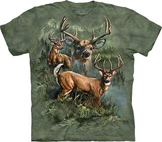 The Mountain Men's Deer Collage