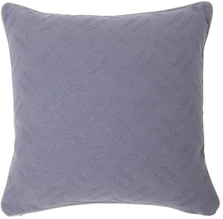Buy Soft Stage Blue Square Accent Pillow!