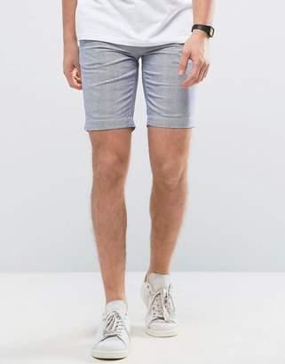 Casual Friday Striped Chino Shorts