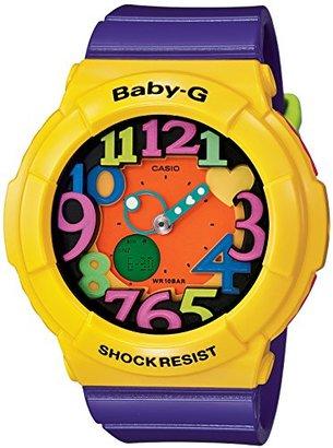 Baby-G (ベビーG) - [カシオ]CASIO 腕時計 Baby-G Crazy Neon Series BGA-131-9BJF レディース