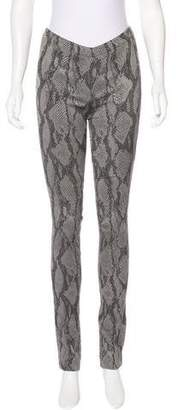 Zadig & Voltaire Mid-Rise Skinny Pants