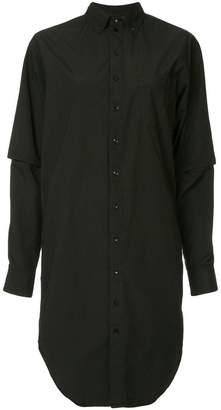 Bassike lightweight shirt dress