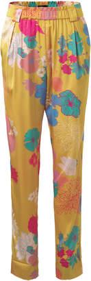 Stine Goya Rays Floral Skinny Pant