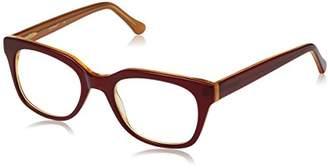 A. J. Morgan A.J. Morgan Unisex-Adult Magnificent - Power 0 69112 Rectangular Reading Glasses