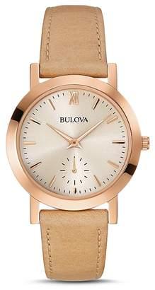 Bulova Modern Watch, 32mm $199 thestylecure.com
