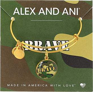 Alex and Ani Armed Forces Brave