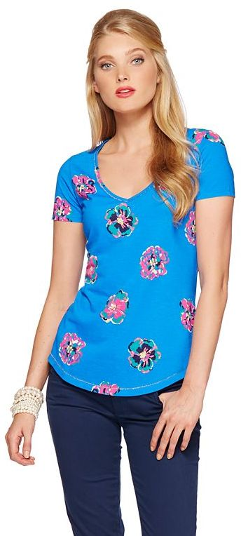 Lilly Pulitzer Cynthia Top