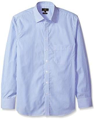 Louis Raphael Men's Classic Fit Long Sleeve Sportshirt