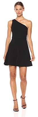BCBGeneration Women's One Shoulder Dress