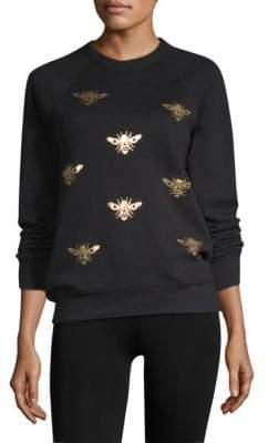 ULTRACOR Bee Print Sweatshirt