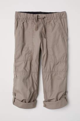 H&M Cargo Pants - Brown