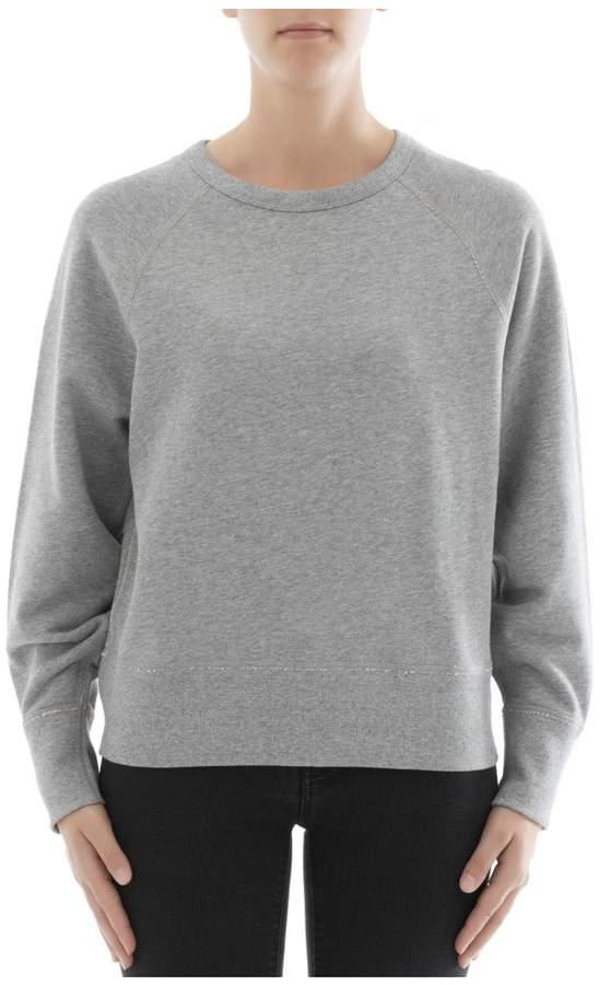 Rag & Bone Grey Cotton Sweatshirt