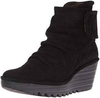 FLY London Women's Yegi689fly Ankle Bootie $101.49 thestylecure.com