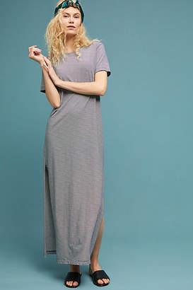 Amo Striped Maxi Dress