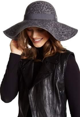 Helen Kaminski Mala Print Wool Hat $325 thestylecure.com