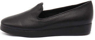 Django & Juliette New Neeve Black Womens Shoes Casual Shoes Flat