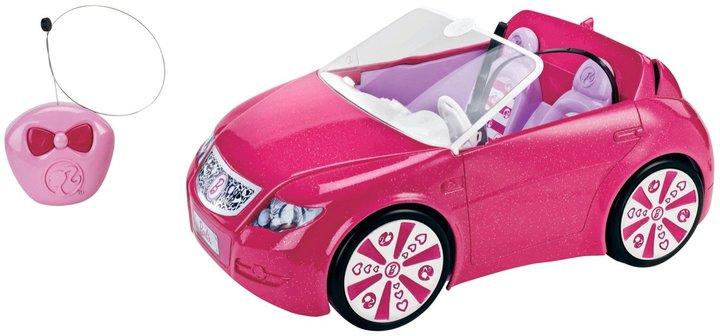 Barbie R/C Convertible Vehicle