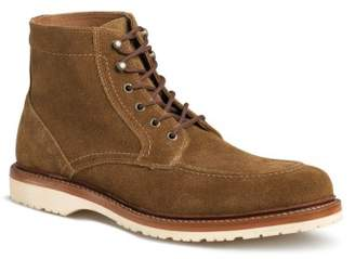 Trask 'Andrew Mid' Apron Toe Boot