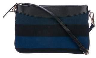 Burberry Canvas Crossbody Bag